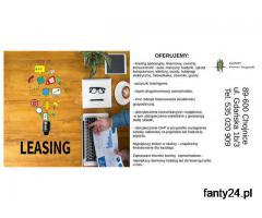 Leasing, najem, ubezpieczenia